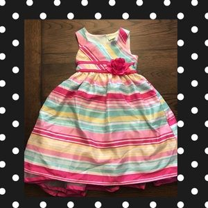 NWOT Girl's Easter Dress